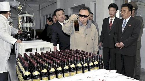 Kim Jong Il Wine